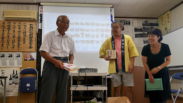山田芳子塾生